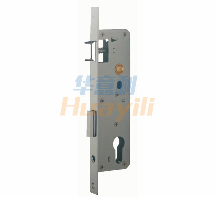 The Single Point Latch Lock Double Door Locks; Locks Suitable For Rotation,  Such As: Aluminum, Steel Doors; Continental Gourd Standard Lock; ...